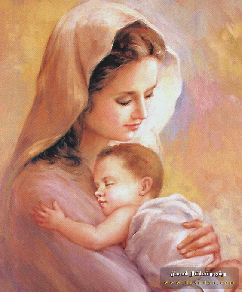 الأم والتربية السليمه