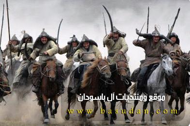 الامبراطوريه المغوليه